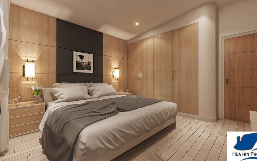 Moda Residences Hua Hin Brand New Ultra Modern Residential Pool Villa Project